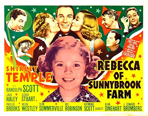 (Posterazzi EVCMCDREOFFE002H Rebecca of Sunnybrook Farm Movie Poster Masterprint, 14 x 11)