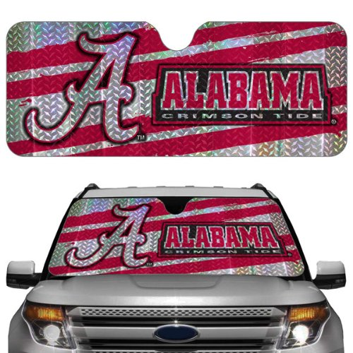 Alabama Crimson Tide Auto Sun Shade