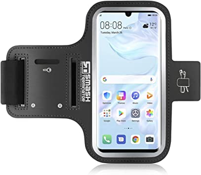Samsung S10 Plus/iPhone XR Running Armband: Amazon.es: Electrónica