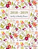July 2018 - June 2019 Calendar: Two Year - 12 Months Daily Weekly Monthly Calendar Planner For Academic Agenda Schedule Organizer Logbook and Planner 2018-2019 8.5 x 11 (Volume 8)