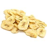 Oregon Farm Fresh USDA Certified Organic Sweetened Banana Chips - Dried Banana Chips Sweetened (14.5oz) - Healthy Banana…