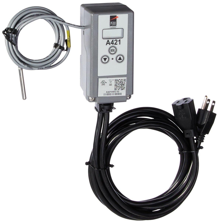 A421 Refrigerator or Freezer Digital Thermostat