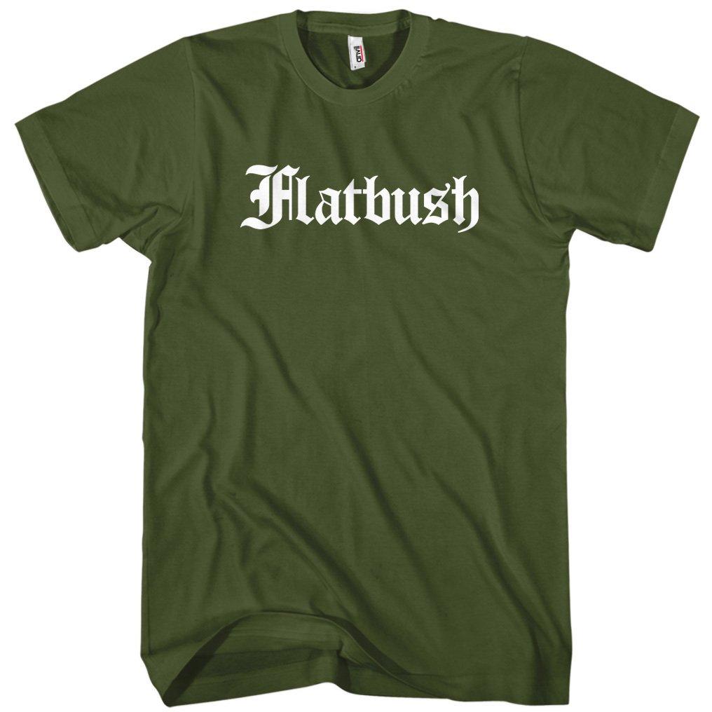 Amazon.com  Smash Transit Men s Flatbush Gothic Brooklyn T-Shirt  Clothing e8455937053