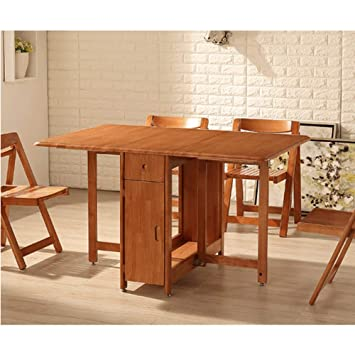 Klapptisch Massivholz.Esszimmer Tisch Massiv Holz Recht Eckig Esstisch Holz