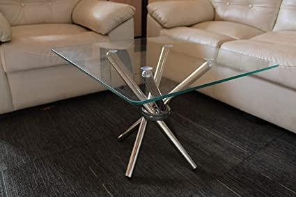 Cicada Geomiti Heavy Hydra Modular Center Coffee Sofa Table With