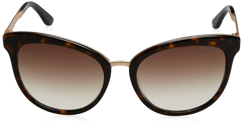da4cac3948 Amazon.com  Tom Ford Emma 52G Tortoise Gold Emma Cats Eyes Sunglasses Lens  Category 2 Siz  Tom Ford  Clothing