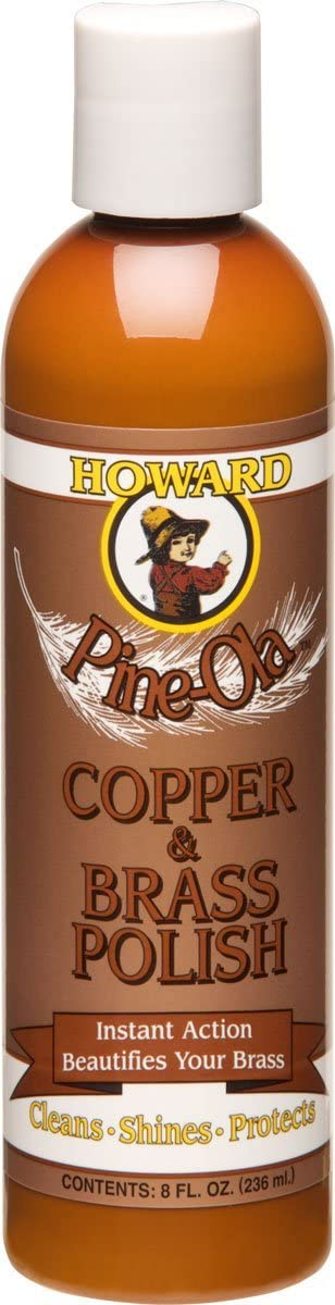 Small Product Image of Howard CB0008 Pine-Ola Copper and Brass metal cleaner and Polish