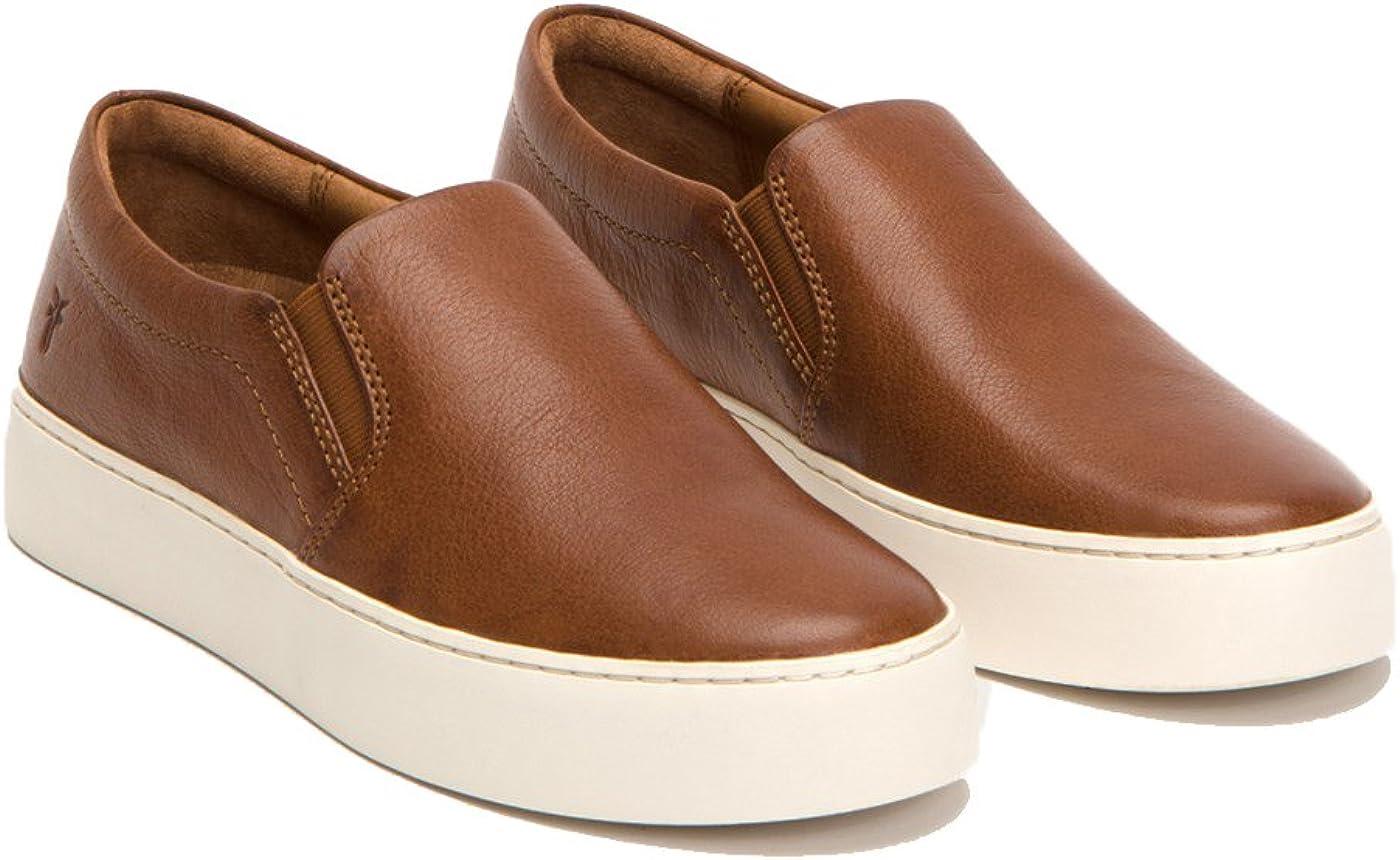 Frye Womens Lena Slip On Casual Sneakers,