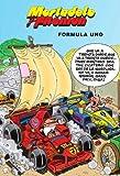 En Boñigolandia les ha dado por crear una escudería de Fórmula 1 y así promocionar su país. El problema es que, al estar escasos de recursos, tienen la tendencia a llevarse prestados diseños, planos y demás utensilios del resto de los ...