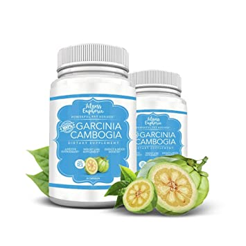 Garcinia Cambogia 100 Pure Hca Weight Loss Pills Natural Fast Acting Appetite Suppressant