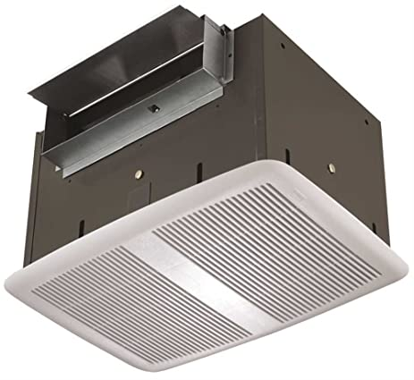 Amazon broan manufacturing qt 300 ceiling bath fan high broan manufacturing qt 300 ceiling bath fan high capacity quiet 300 cfm white mozeypictures Gallery