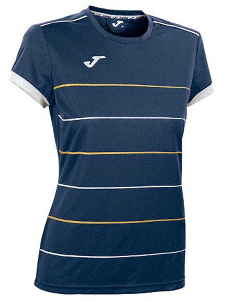Joma - Camiseta pádel campus woman, talla m, color marino: Amazon.es: Deportes y aire libre