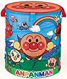Anpanman package and spread! Clean up the basket