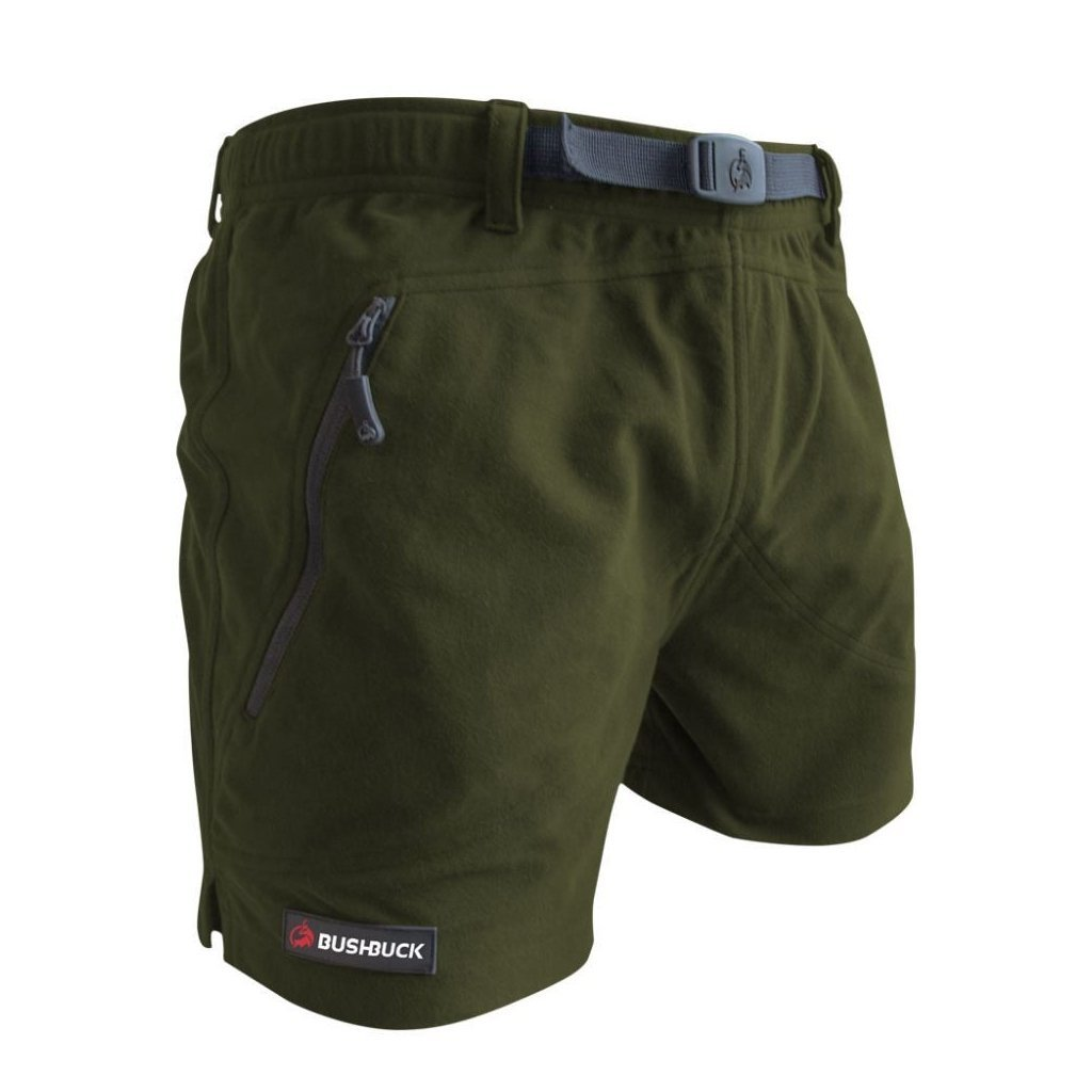 Trek Hunting Shorts by Bushbuck – サイレントand Tough – Multipurpose , Great forハンティング、ハイキングと作業 B06XQQ6XSJ XL