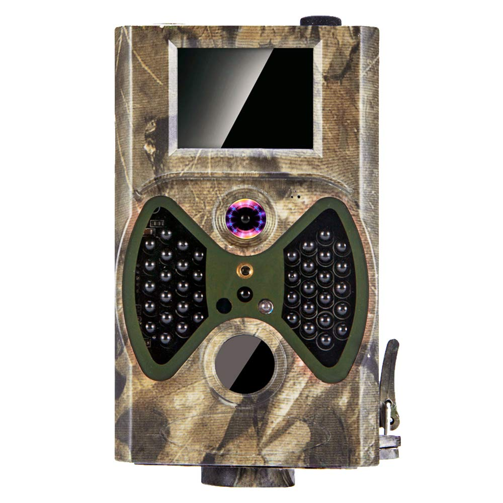 Trail Camera, 2018 Upgraded Distianert 1080P 12MP Hunting Game Camera, Wildlife Camera with Upgraded 940nm IR LEDs Night Vision 65ft, 2.0''LCD IP65 for Home Security Wildlife Monitoring/Hunting