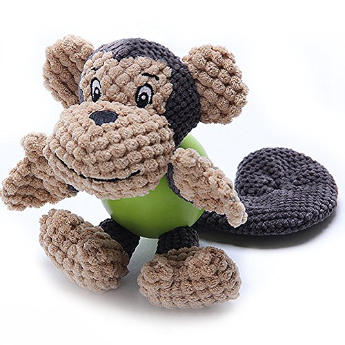 Soothing Squeak Toys Teeth Vithink Mokey product image