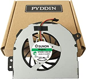 PYDDIN Laptop CPU Cooling Fan Cooler for Dell Inspiron 14R N4110 N4120 M411R M4410 Vostro 3450 V3450 Series, MF60100V1-Q032-G99 0HFMH9