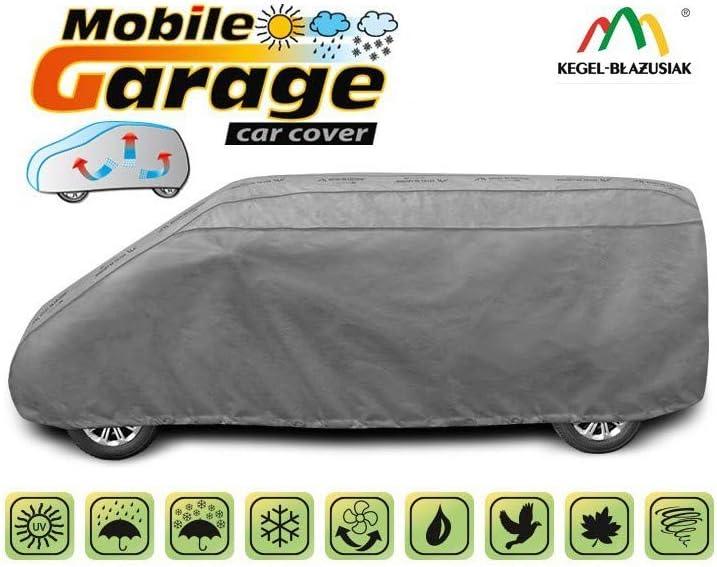 Kegel Blazusiak Mobile Garage Vollgarage L520 Van Auto