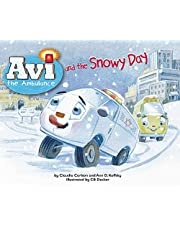 Avi the Ambulance and the Snowy Day