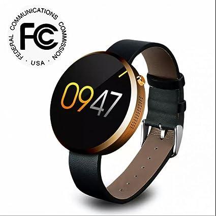 Smartwatch Relojes Deportivo con Notificación de WhatsApp ...