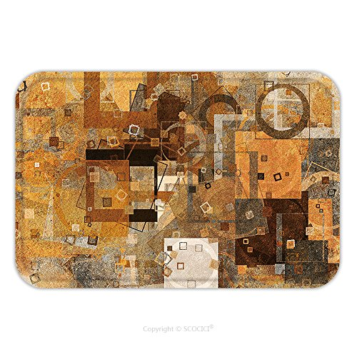 Flannel Microfiber Non-slip Rubber Backing Soft Absorbent Doormat Mat Rug Carpet Abstract Grunge Rough Blended Texture Overlay For Web Page Graphic Design Catalog Wallpaper 619348370 for Indoor/Outdoo