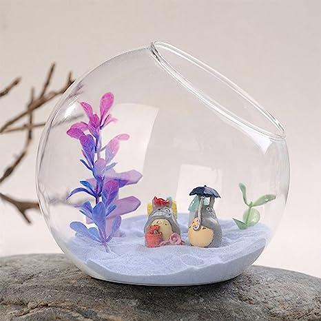 Artlass Tabletop Air Plante pour terrarium décoratif Globe de verre ...