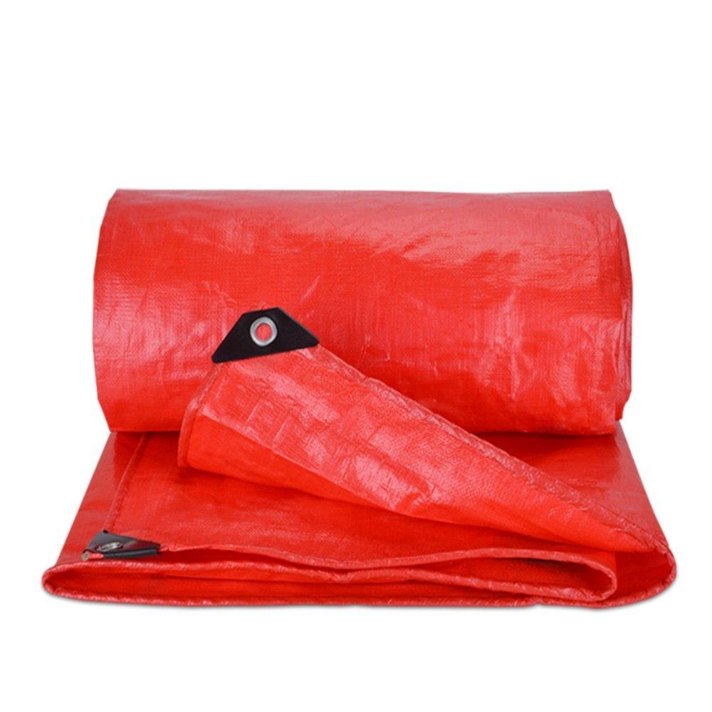 日本初の シェード布 - 赤い厚い防水日焼け止めプラスチックのターポリン 4*6m/雨布/足場のトラス布(利用可能な15種類の種類) 8*12m) (サイズ さいず : 8 (サイズ*12m) B07F22F8S9 4*6m 4*6m, 浦河郡:31bb6f6e --- svecha37.ru