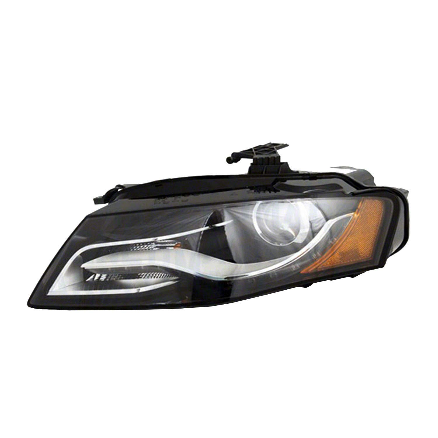Amazon Com New Right Side Hid Head Light Lens And Housing