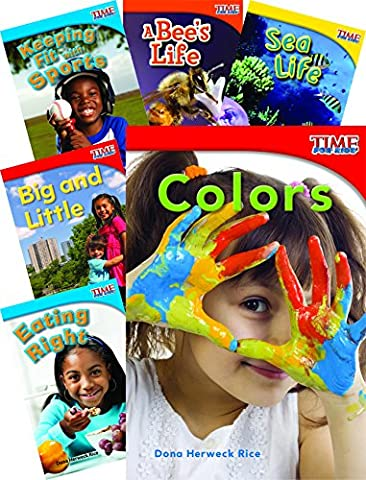 TIME FOR KIDS® Nonfiction Readers STEM Grade 1, 10-Book Set - One Stem