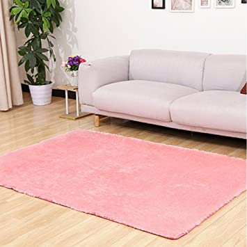 Amazon.de: RANRANHOME Flauschige Teppich Modern Area Rug Fluffy ...