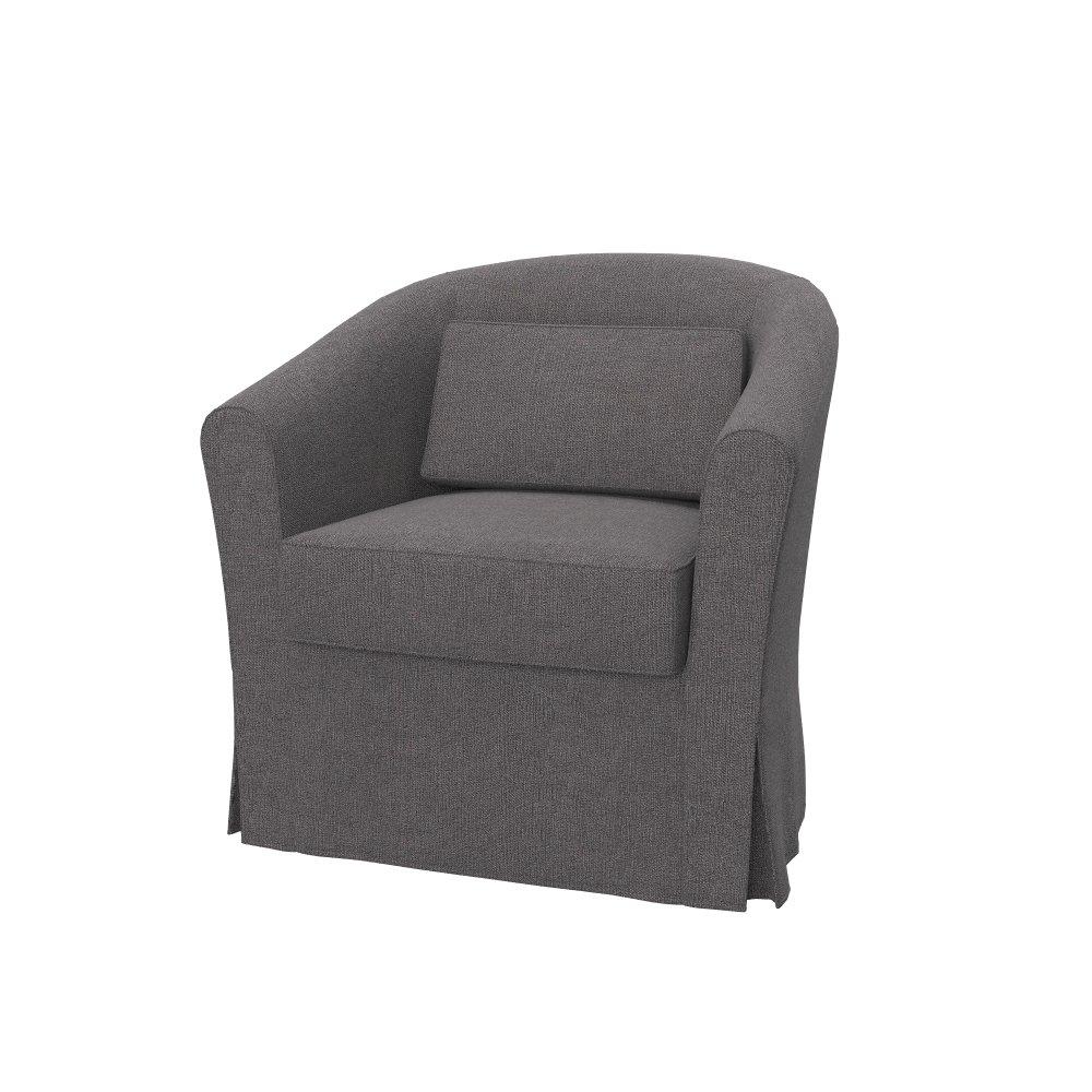 Soferia - IKEA covers EKTORP TULLSTA housse de fauteuil - Glam Grey