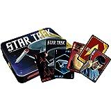 AQUARIUS ENT STAR TREK PLAYING CARDS TIN SET CARTE DA GIOCO