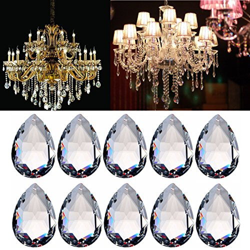 Crystal Clear Pendant Lighting