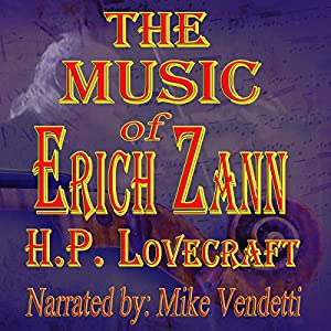 The Music of Erich Zann Audiobook
