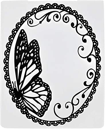 """Best Quality Insect Stencil Ideas Terracotta and More/… Fabrics size 2.5/""""w x 3/""""h Wood Reusable Wall Stencils for Painting Floors Glass Use on Walls Praying Mantis Stencil -"""