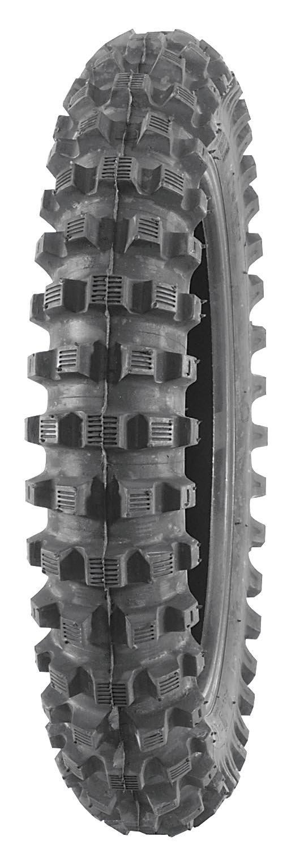 Cheng Shin C755 Tire - Rear - 4.10-18 , Position: Rear, Tire Ply: 4, Tire Type: Offroad, Tire Construction: Bias, Tire Application: Intermediate, Tire Size: 4.10-18, Rim Size: 18 TM68907000
