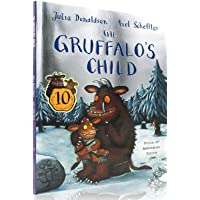 英文原版绘本书 The Gruffalo's Child 咕噜牛宝宝 儿童图画故事书 平装 温情枕边晚安故事