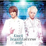 Knock beautiful smile(通常盤A)