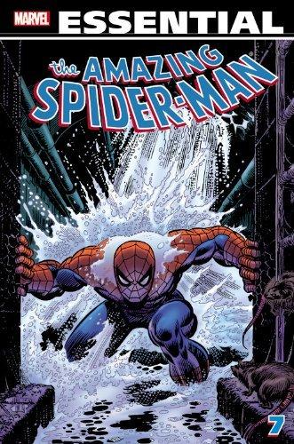 Essential Spider-Man Volume 7 TPB: v. 7 by Ross Andru (Artist), Sal Buscema (Artist), Gil Kane (Artist), (28-Dec-2011) Paperback