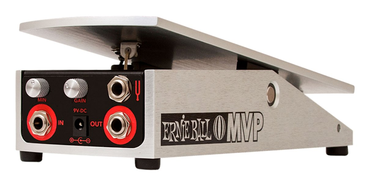 Ernie Ball 6182 MVP, Most Valuable Pedal Coast Music P06182