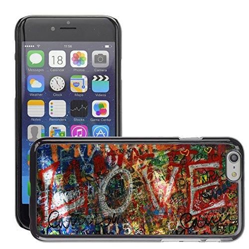 "Premio Sottile Slim Cassa Custodia Case Cover Shell // V00002312 Graffiti // Apple iPhone 6 6S 6G PLUS 5.5"""