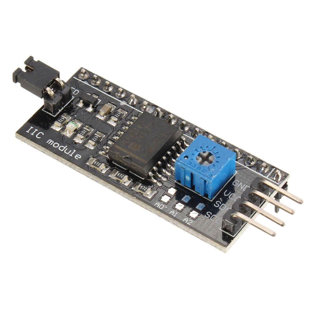 I2C Module with LCD