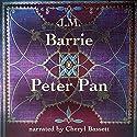 Peter Pan Hörbuch von J. M. Barrie Gesprochen von: Cheryl Bassett