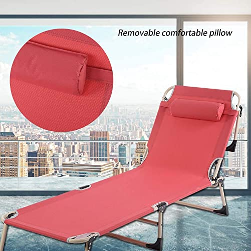 Portable Patio Lounge Chair