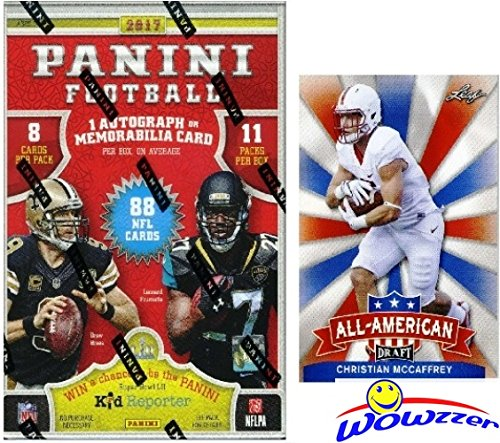 2017 Panini NFL Football EXCLUSIVE Factory Sealed Retail Box with AUTOGRAPH  or MEMORABILIA Card   ROOKIE d54fa6088