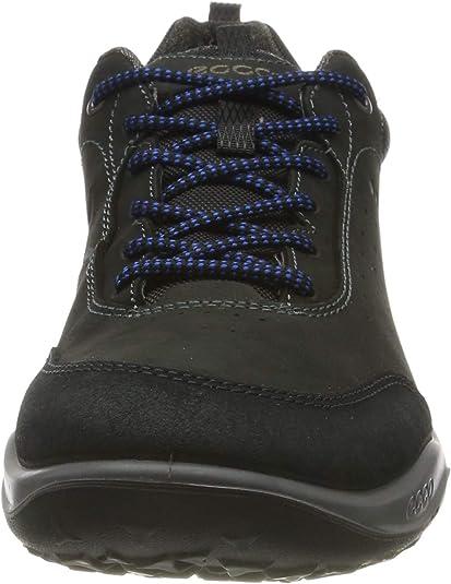 BLACK51707 Ecco Men/'s Espinho Multisport Outdoor Shoes 42 EU Black 8//8.5 UK