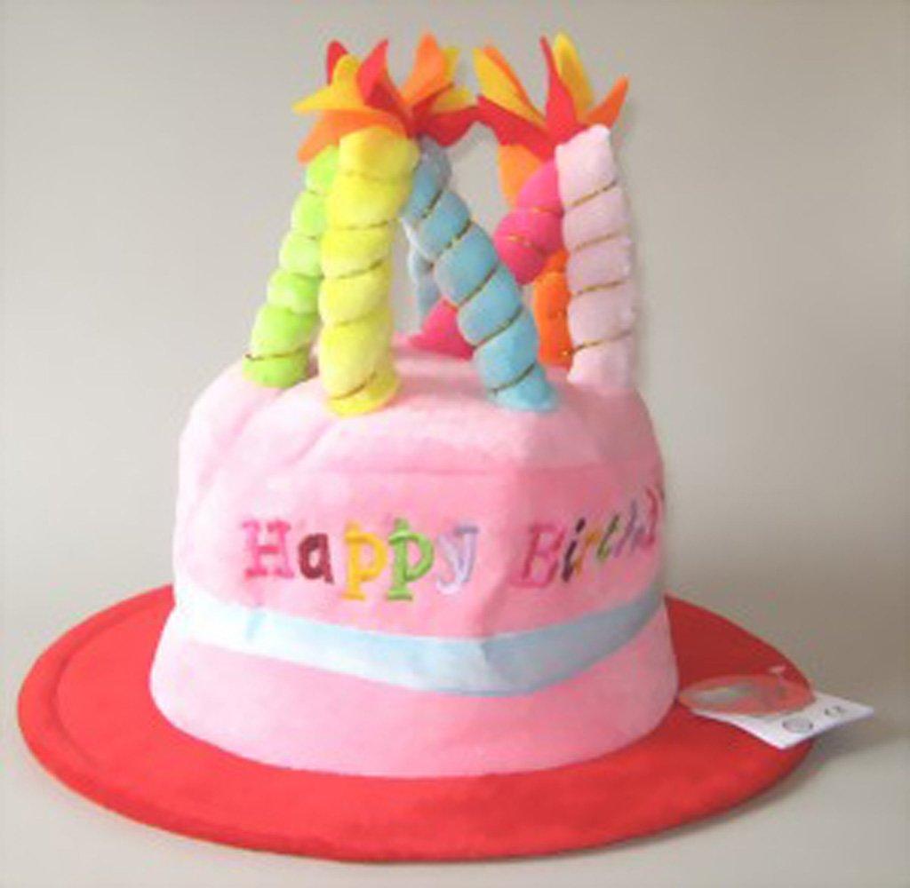 Amazon.com: Out Of The Blue Feliz cumpleaños Sombrero con ...