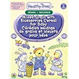 Healthy Times Organic mixed grain with blueberries, 170gm