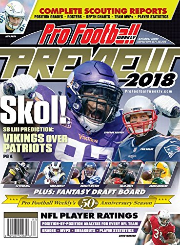 7c4b4b5e8 Pro Football Weekly NFL Preview Guide: Pro Football Weekly Staff ...