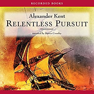 Relentless Pursuit Audiobook
